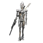 Star Wars The Black Series IG-88 6-Inch Action Figure
