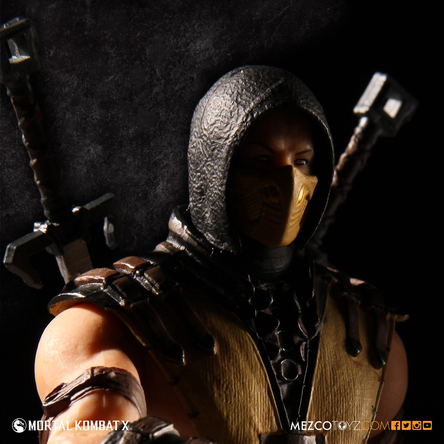 Mortal Kombat X Scorpion 3 75 Action Figure