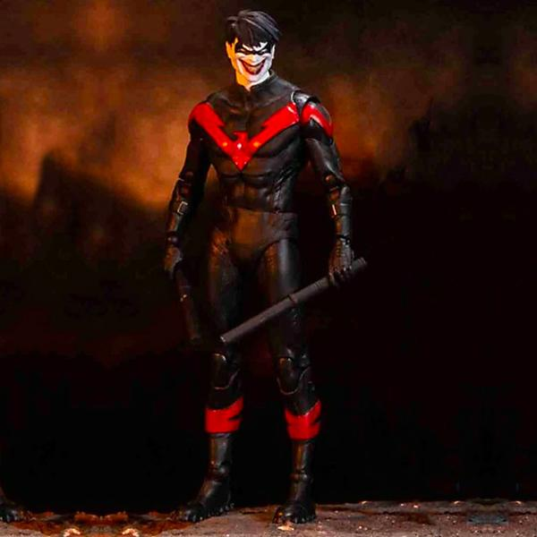 NIGHTWING JOKER DC MULTIVERSE McFarlane Toys 7-Inch Action Figure