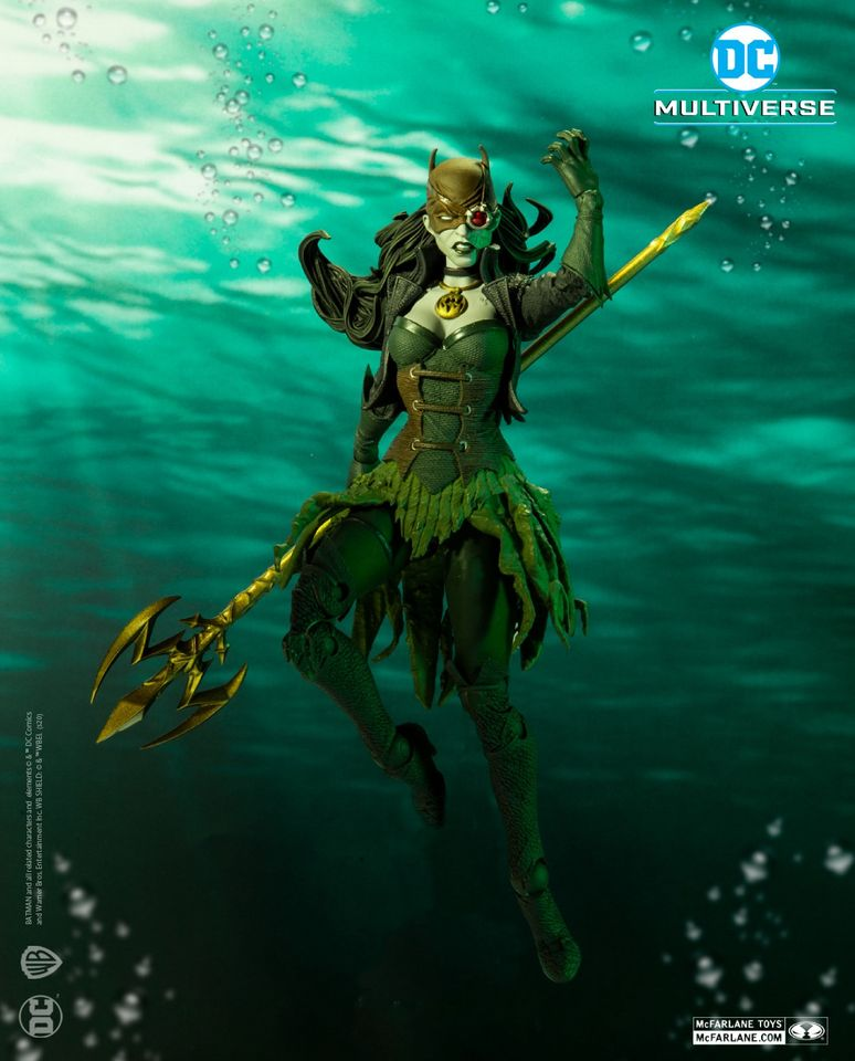 THE DROWNED - DC MULTIVERSE McFarlane Toys 7-Inch Action Figure