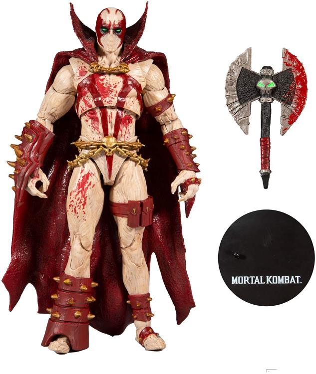 Bloody Spawn Mortal Kombat Series 4 7-inch Action Figure -McFarlane Toys