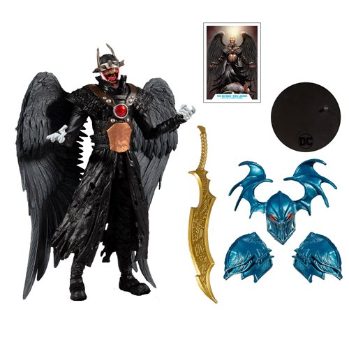BATMAN WHO LAUGHS WITH WINGS (HAWKMAN) - DC MULTIVERSE McFarlane Toys 7-Inch Action Figure