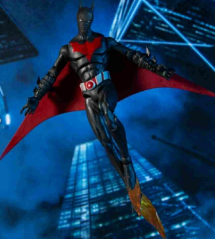 BATMAN BEYOND - DC MULTIVERSE McFarlane Toys 7-Inch Action Figure