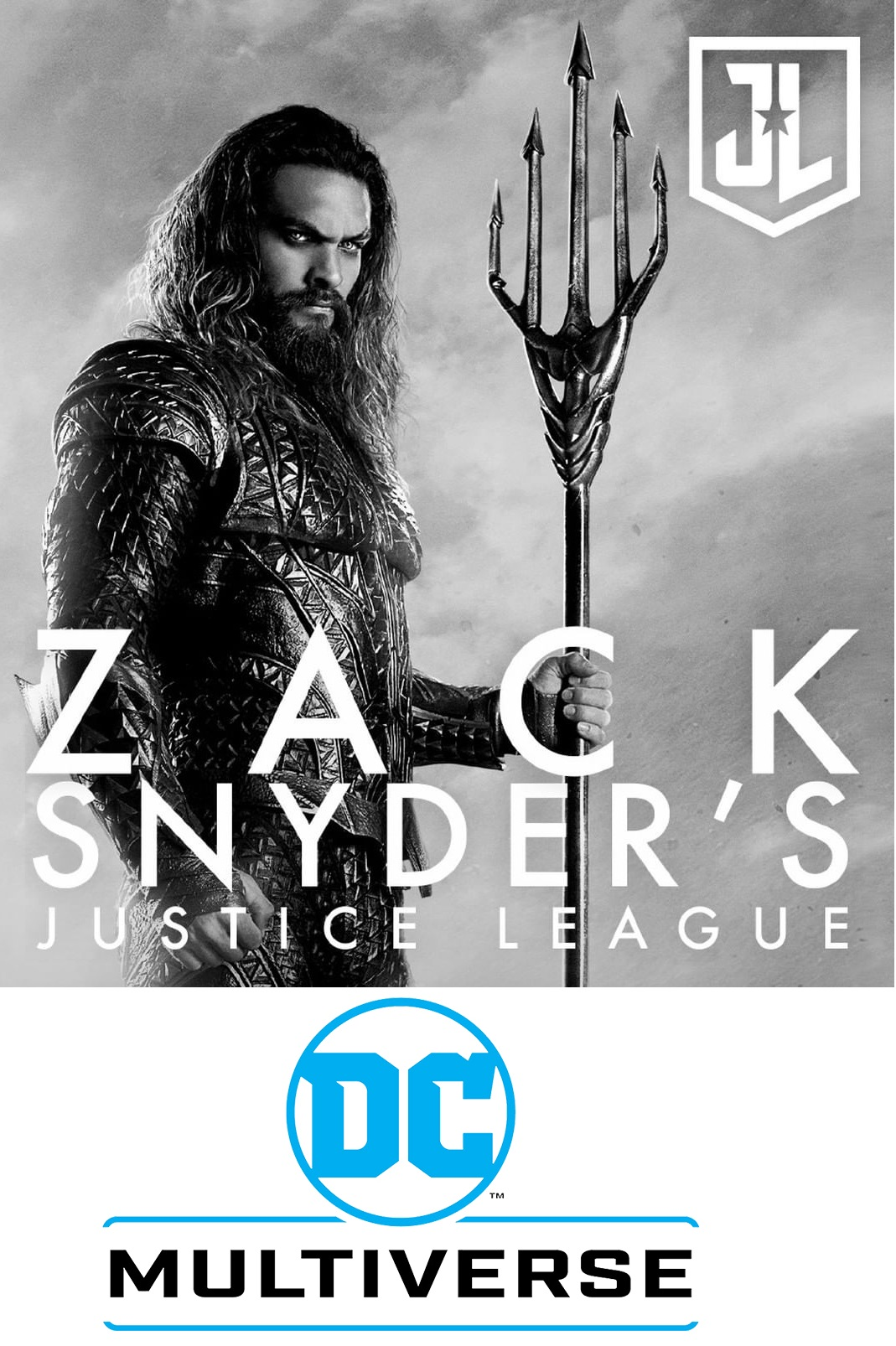 AQUAMAN -  DC ZACK SNYDER JUSTICE LEAGUE McFarlane Toys 7-Inch Action Figure