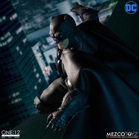 Mezco ONE:12 Collectif Batman Chevalier Suprême-Brand New Pre-commande!!!