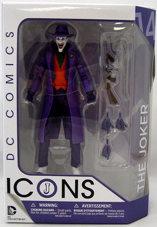 DC Direct Figurine Icons The Joker Death in the Family