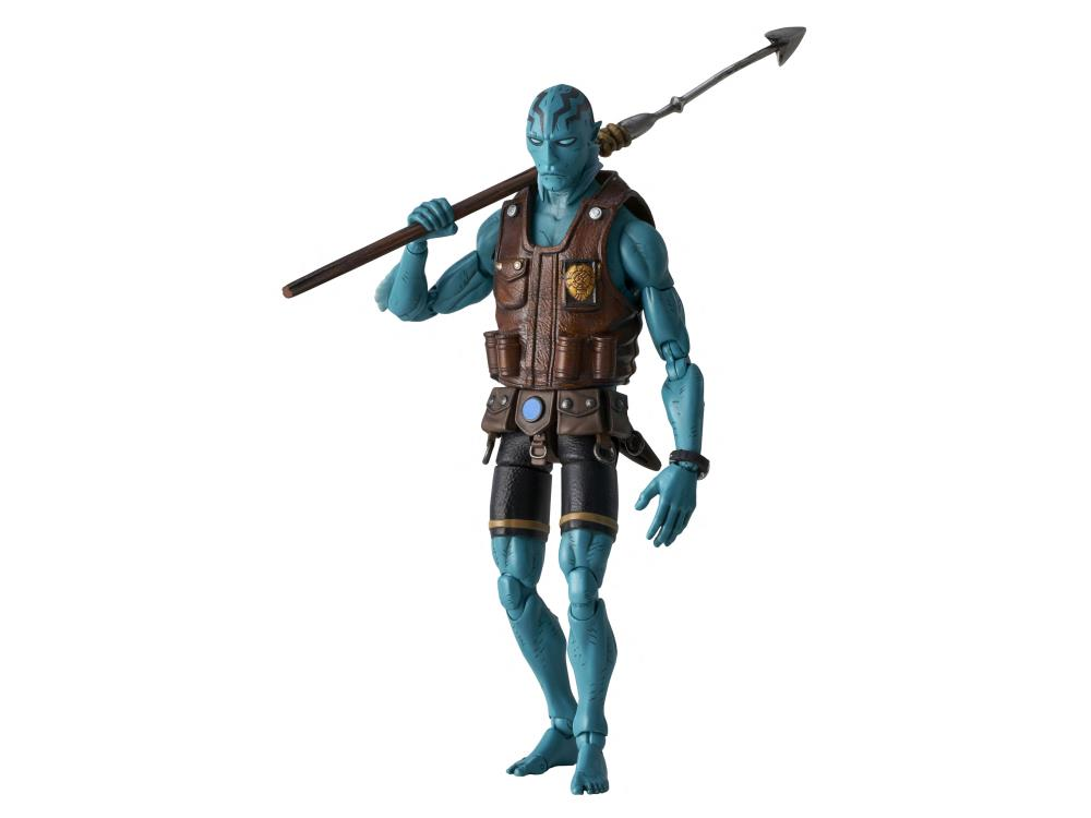ABE SAPIEN HELLBOY PX STANDARD VERSION 1/12 SCALE ACTION FIGURE BY 1000 TOYS