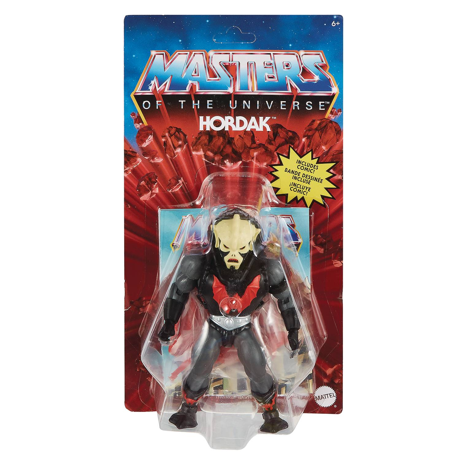 HORDAK - MASTERS OF THE UNIVERSE ORIGINS ACTION FIGURE