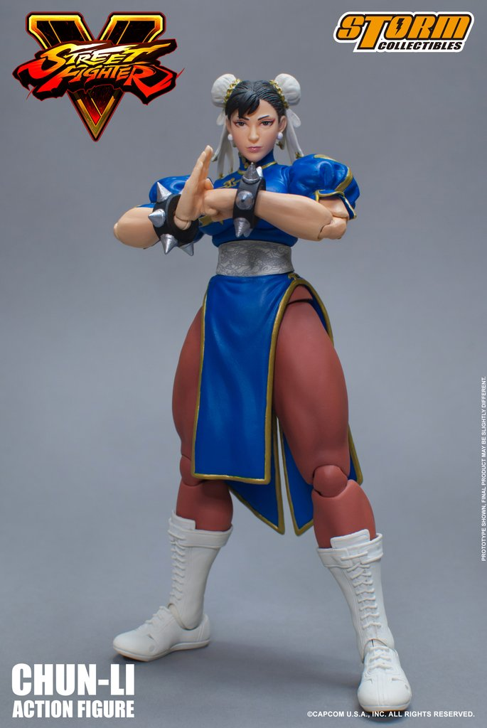 Storm Collectibles Chun Li Street Fighter V 1 12 Action Figure