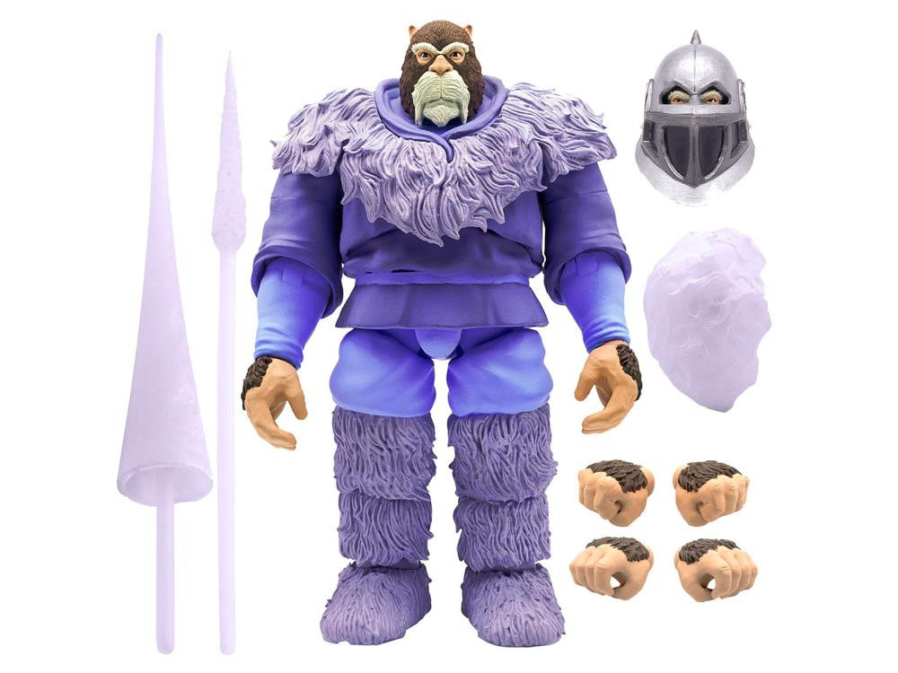SNOWMAN OF HOOK MOUNTAIN - ThunderCats Ultimates 7-Inch Action Figure Wave 4