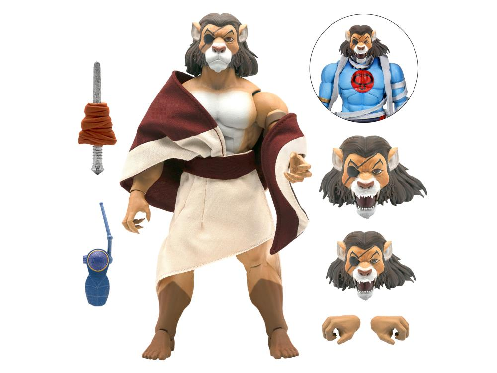 PUMM-RA- ThunderCats Ultimates 7-Inch Action Figure Wave 4