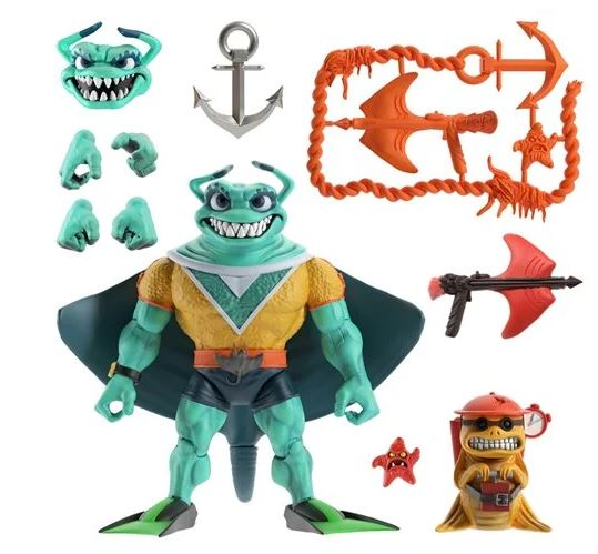 RAY FILLET - TMNT ULTIMATES  7-Inch Action Figure