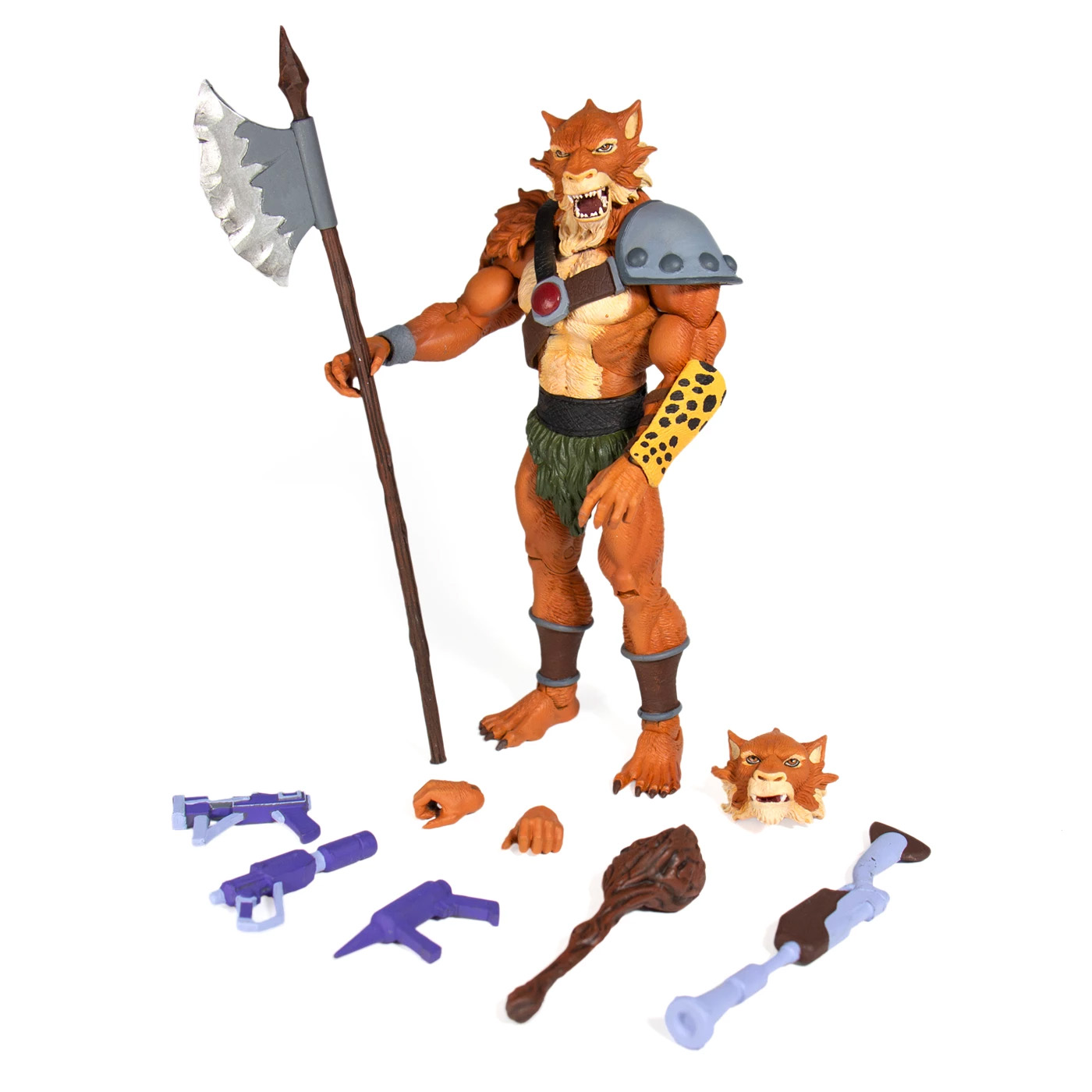 JACKALMAN ThunderCats Ultimate 7-Inch Action Figure