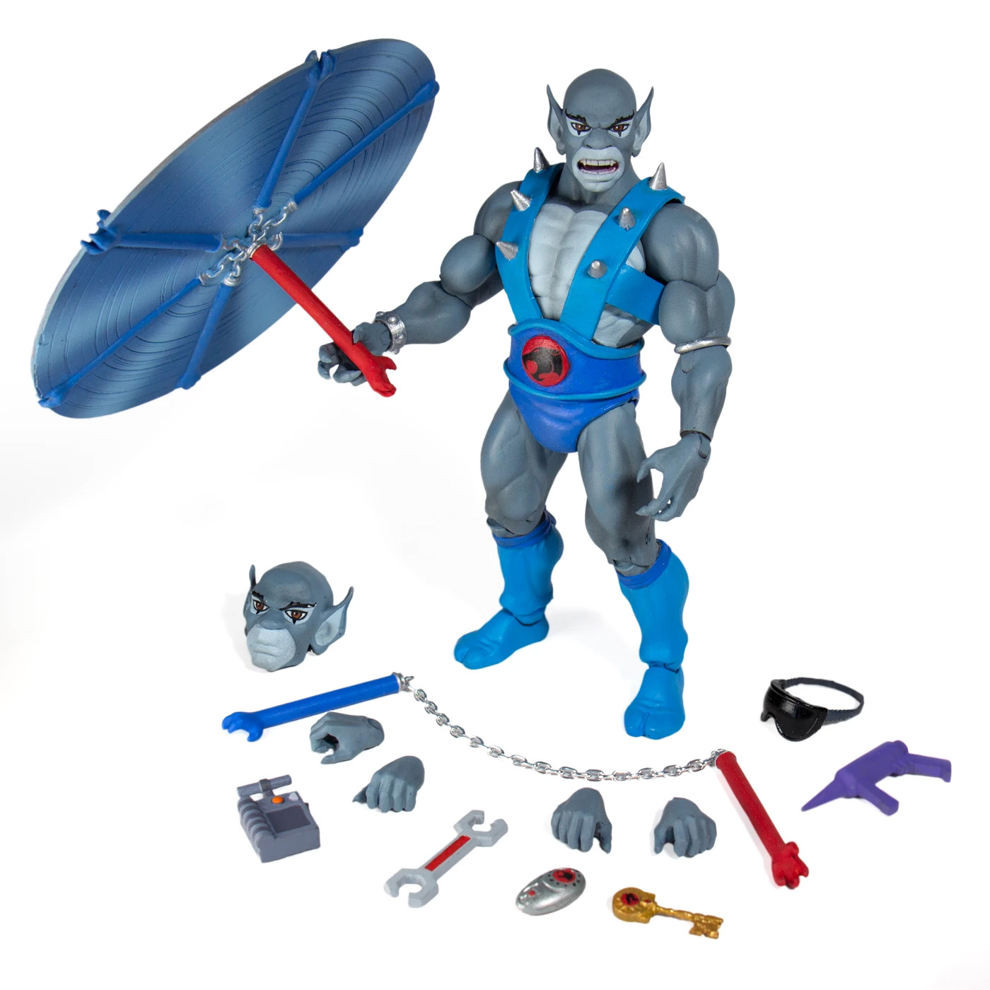 PANTHRO ThunderCats Ultimate 7-Inch Action Figure