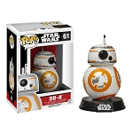 Star Wars: Episode VII - The Force Awakens BB-8 Pop! Vinyl Bobble Head
