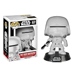 Star Wars: Episode VII - The Force Awakens First Order Snowtrooper Pop! Vinyl Bobble Head (Case of 6)