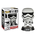 Star Wars: Episode VII - The Force Awakens First Order Stormtrooper Pop! Vinyl Bobble Head