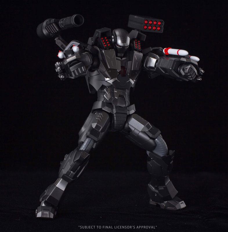 Edit Iron Man #04 War Machine en stock USA SEN-TI-NEL Re