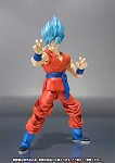 S.H. Figuarts Super Saiyan God Super Saiyan Goku (Dragon Ball Z)