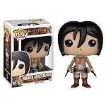 Attack on Titan Mikasa Ackerman Pop! Vinyl Figure (Case of 6)
