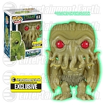 Cthulhu Glow-in-the-Dark Pop! Vinyl Figure - Entertainment Earth Exclusive