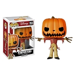 Nightmare Before Christmas Jack the Pumpkin King Pop! Vinyl Figure