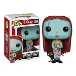 Nightmare Before Christmas Sally with Nightshade Pop! Vinyl Figure