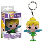 Peter Pan Tinkerbell Pop! Vinyl Figure Key Chain (Case of 12)
