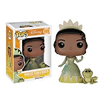 Disney Princess and the Frog Princess Tiana and Naveen the Frog Pop! Vinyl Figures