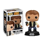 Star Wars Han Solo Pop! Vinyl Figure Bobble Head (Case of 6)