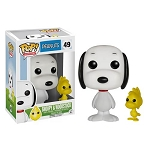 Peanuts Snoopy and Woodstock Pop! Vinyl Figures (Case of 6)