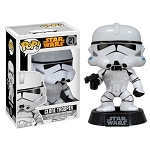 Star Wars Clone Trooper Pop! Vinyl Bobble Head