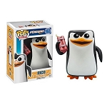 Pengiuns of Madagascar: Rico Pop! Vinyl Figure (Case of 6)