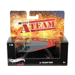 Hotwheels Elite One 1:50 A-TEAM VAN