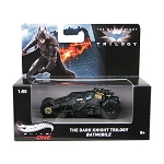 Hotwheels Elite One 1:50 THE DARK KNIGHT BATMOBILE