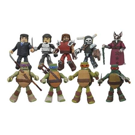 Teenage Mutant Ninja Turtles Series 2 Mini-Figure-Chris Bradford