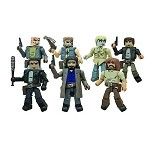 Walking Dead Minimates Series 7 Case