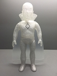 MARVEL HERO SOFUBI VISION PX CLEAR FIGURE  ? SDCC 2015 EDITION