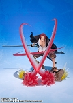 Bandai FiguartsZero Shanks -Sovereign Haki-