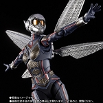 Bandai S.H.Figuarts Wasp & Tamashii Stage Ant-Man And The Wasp