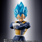 S.H. Figuarts Super Saiyan God Super Saiyan Vegeta Dragon Ball Super: Broly