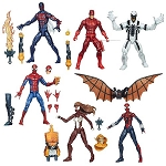 Amazing Spider-Man 2 Marvel Legends Figures Wave 3 Rev. 1 BAF Hobgoblin