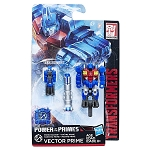 Transformers Generations Prime Masters Vector Prime with Metalhawk