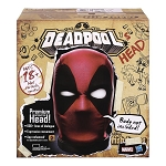 DEADPOOL'S HEAD INTERACTIVE ELECTRONIC Marvel Legends Electronic Head