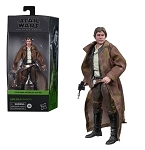 Han Solo (Endor Trenchcoat) - Star Wars The Black Series 6-inch Action Figure