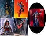 DARK FATHER BAF DC MULTIVERSE WAVE (SET OF 4) McFarlane Toys 7-Inch Action Figure