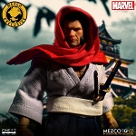 Mezco One:12 Collective Wolverine 5 Ronin 2018 NYCC Exclusive Figure