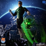 Mezco One:12 Collective Green Lantern Hal Jordan Action Figure - Previews Exclusive