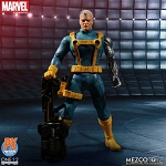 Mezco One:12 Collective Cable X-Men Edition PX Previews Exclusive