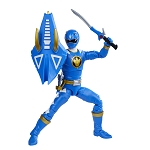 Blue Ranger -Dino Thunder - Power Rangers Lightning Collection  6-Inch Action Figure